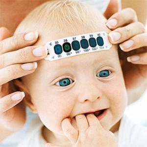 Phân biệt sốt do mọc răng và sốt thông thường ?